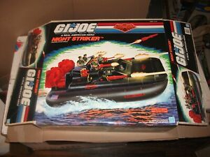 1988 Hasbro GI Joe NIGHT STRIKER BOX