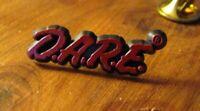 D.A.R.E. Lapel Pin - Vintage Drug Abuse Resistance Education D. A. R. E. Badge