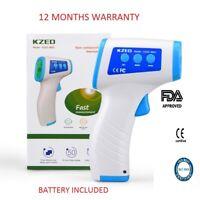 LCD Digital IR Infrared Thermometer Temperature laser Gun non-contact Meter AU