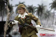 did action figure japanese officer sachio eto 1/6 12'' boxed hot toy ww11 dragon