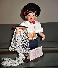 ZORBA THE LITTLE GREEK BY~ FAYZAH SPANOS ~ 032/500 LE