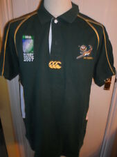 South Africa 2007 Rugby Union Away National Shirt adult large 16259