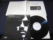 John Kay Forgotten Songs Japan Promo White Label Vinyl LP Steppenwolf