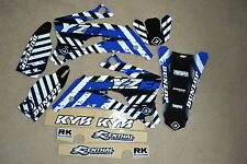 FLU TEAM GRAPHICS & BACKGROUNDS YAMAHA YZ250F YZ450F YZF250 YZF450 06 07 08 09