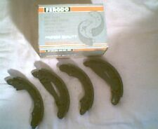 volkswagen golf,fox,lupo,polo,vento rear brake shoes