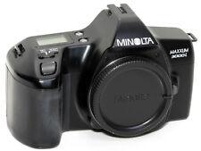 Minolta Maxxum (Dynax) 3000i. Reflex autofocus a pellicola, imballo originale.
