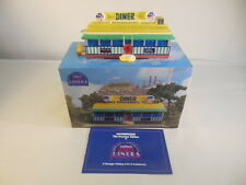 Lefton Great American Diner Series STAR LIGHT Diner Boxed David Stravitz