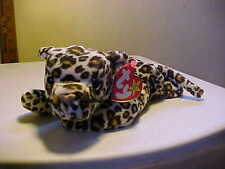 Retired Beanie Babies Freckles the Leopard 6/3/93 style 4066