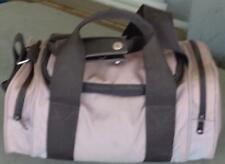 Vintage Used Nylon Canvas Camera Bag with Two Side Equipment Pockets - GDC