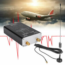 Black 100KHz-1.7GHz Full Band RTL.SDR Receiver with Antenna For Android Phone