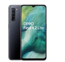 "OPPO FIND X2 LITE 5G MOONLIGHT BLACK 128 GB ROM 8 GB RAM DISPLAY 6.4"" MONO SIM"