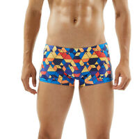 DSDRFE2DEW Swimming Trunks Vintage Blue Pineapple Solid Shorts for boywith Drawstring