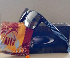 New Authentic LE Oakley Holbrook Sunglasses Black Max Fear Light w/ Grey Lens