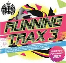 Various Artists - Running Trax 3 Audio CD UK Fast