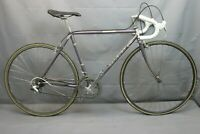 Raleigh Olympian 1984 Touring Road Bike 52cm Small Triple Butted Steel Charity!