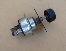 Vintage foot operated starter switch