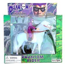 THE PHANTOM ON HERO ACTION FIGURE - TIE-IN TO 1996 PHANTOM MOVIE