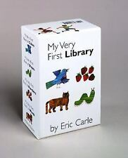 My Very First Library: By Eric Carle