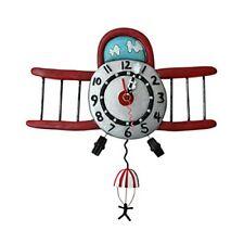 Sc09e Allen Designs C630 Orologio Airplane Jumper resina Design di Michelle All