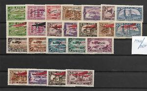 SYRIA @ Good Air Mail Mint **/* 1929-1936 @  Syr.54
