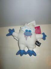 "Disney Disneyland Matterhorn Yeti Abominable Snowman Pook-A-Looz 7"" Plush"
