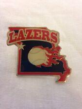 Louisiana Lazers Little League Trading Baseball Pinbacks