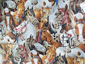 Twin Bed Blanket Horses Equestrian Bridle Paint Bay Chestnut Palomino Bedding