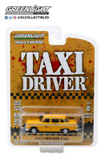 Greenlight 1:64 Hollywood Series 26 1975 Checker Taxi Cab Taxi Driver
