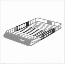 Curt Roof Rack Extension Cargo Mount Carrier Mounted Basket Luggage Equipment