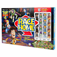 TOY STORY 4 RACE HOME - fast Ludo board game