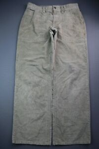 Men's North Face A5 Series Corduroy Pants Brown Size 34 (Measure 34x30)