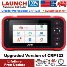 New listing Launch X431 Auto Obd2 Scanner Car Diagnostic Tool Abs Srs Engine At Code Reder