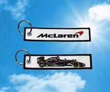 McLaren Formula one F1 keychain keyring key tag