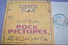 ROSETTA STONE Rock Pictures GERMANY 1st GATEFOLD NEAR MINT GLAM POP