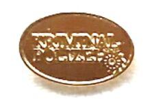 Abzeichen Pin Anstecknadel KRIPO KRIPOMARKE GOLD (Polizei Kriminalpolizei)