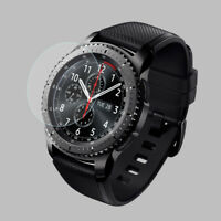 Real Tempered Glass Screen Protector Guard For Samsung Gear S3 Classic Frontier