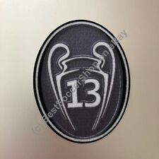 UEFA Champions League - 13 CUP patch - Real Madrid - NEW!