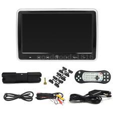 "10.1"" HD Auto DVD Player Digital Bildschirm Kopfstütze LCD Monitor AV USB SD FM"