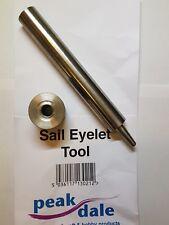 Picco di Dale Heavy Duty VELA Occhielli Strumento Per Occhielli 8 mm