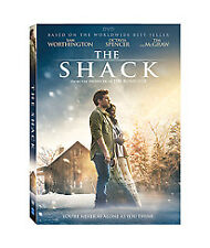 The Shack DVD 2017 NEW MOVIE : Disc Only
