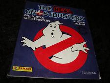 The Real Ghostbusters 1984 Werbealbum Panini Album Bestellerschein Werbeeinlage