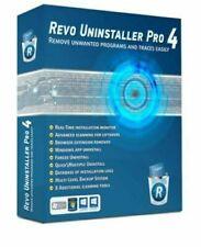 Revo Uninstaller PRO 4.1 Portable! Windows++Mac Fast digital Delivery! Genuine