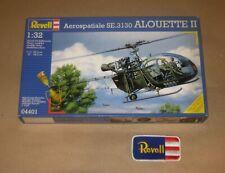 REVELL 04401 - Aerospatiale SE. 3130 Alouette II - Heeresflieger - 1 32 - 1996 -