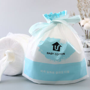 Portable Disposable Cotton Cleansing Tissue Face Wash Towel Makeup Remover New