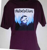 T SHIRT rebelution/// IRON MAIDEN////BLACK SABBATH