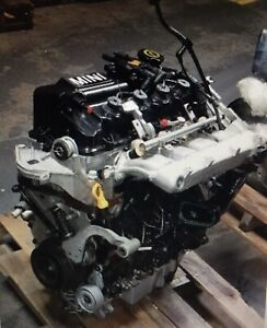 2002-2006 MINI COOPER S ENGINE, SUPERCHARGED 1.6L, MODEL S