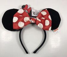 disney minnie mouse ears headband NwT