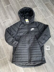 Nike Sports Hybrid Jacket Black Size Small- Brand New With Tags