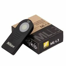 ML-L3 IR WIRELESS REMOTE CONTROL for NIKON D3000 D3200 D5000 D5100 D40X