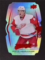 2016-17 Upper Deck MVP Colors and Contours #150 Justin Abdelkader T2 - NM-MT